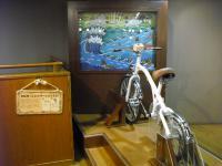 自転車で発電