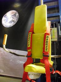 月の重力体験装置