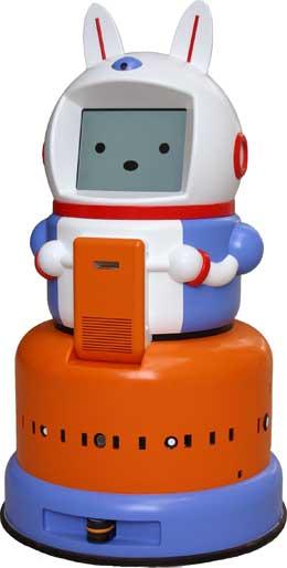 ももりんロボットの画像